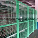 Ограждать перегородки сетки сделанный из стального провода