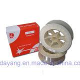 Alambre sólido de acero inoxidable aprobado calidad / alambre de soldadura