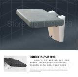 잘 고정된 폴딩 샤워 시트 고품질 편리한 사각 PU 샤워 벽 의자