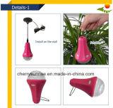 재충전용 램프 USB 전화 충전기를 가진 옥외 태양 빛 장비 Home Depot 럭스 Solares