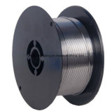 変化芯を取られた溶接ワイヤE71t-1の二酸化炭素