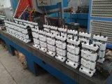 Chaîne de production en aluminium en verre creuse à haute fréquence pour le guichet