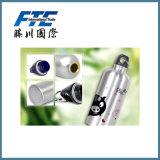 OEM van de Fles van het aluminium de Fles van het Water van het Aluminium 500ml of 600ml van het Ontwerp