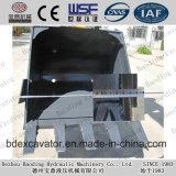 China Baoding Escavadoras de lagartas 0.5m3 Bucket for Digger