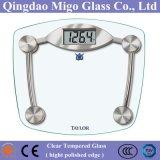 重量のスケールの上ガラスとして使用される8mmのシルクスクリーンによって印刷される緩和されたガラス