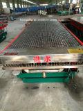 Fiberglas GRP formte geöffnetes Ineinander greifen-kratzende Maschine