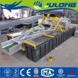 Draga del oro de Julong de la eficacia alta mini con precio bajo