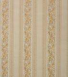 Papier peint profondément gravé en relief de PVC de qualité