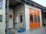 Будочка краски покрытия порошка высокой эффективности фильтруя распыляя