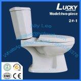 Jx-2 # -1 Toilette économique à deux étages à haute efficacité