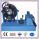 Máquina de friso da mangueira manual portátil da mão de P20HP para a venda