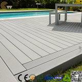 정원 안뜰 테라스 수영풀을%s 회색 색깔 WPC Decking