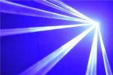 500MW青いDMX DJのアニメーションレーザーの段階ショーライト