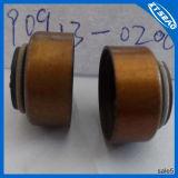 Guarnizione placcata zinco del gambo di valvola delle coperture di colore