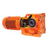 K-Serien-nähen schraubenartiges Kegelradgetriebe-Bewegungsäquivalent Gang-Motor