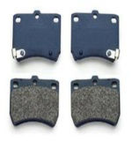 Пусковые площадки тормоза автомобиля для Тойота разделяют Kun25 04465-0k240