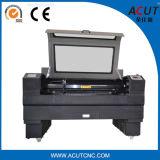 Plastikmaschine des ausschnitt-100W der Maschinen-/Laser/Glasgravierfräsmaschine