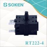 Commutateur rotatif de position de Soken 3
