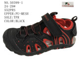 Nr 50399 Twee Schoenen van de Voorraad van het Sandelhout van Jonge geitjes Coloes