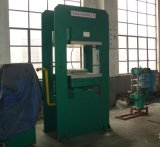 Machine van de Plaat van het Type van Frame van de Machine van het vulcaniseerapparaat de Rubber