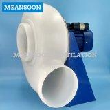 Plastikätzender Radialantiventilator des Rundschreiben-250 für Abgas-Ventilation