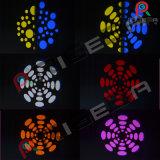 1*10W LED 백색 소형 광속 반점 이동하는 맨 위 단계 빛