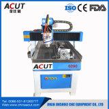 Fábrica de la mini máquina de publicidad CNC router
