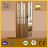 PVC Folding Door avec Glass Door (HM-12)