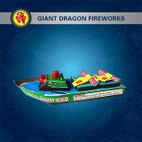 Fuegos artificiales del juguete de los fuegos artificiales de portaaviones