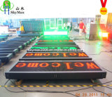 P16mm Electronic mensaje comercial al aire libre del LED Sign