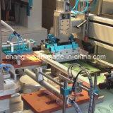 Machine d'impression d'écran en soie de moteur servo pour des échelles