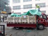 Soupape de cornière en laiton de l'eau de Toile d'articles sanitaires de prix usine (YD-5004)