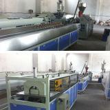Línea-Suke máquina de la protuberancia de la producción de la tarjeta de WPC