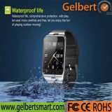 Gelbert昇進のための最も新しいGSMのカメラの手首のスマートな腕時計
