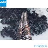 PP + fibras de cânhamo ou linha de extrusão de folhas de farinha de madeira