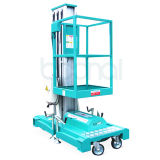 9m Mobile-Mast-Luftarbeit-Plattform-Aluminiumlegierung-Aufzug