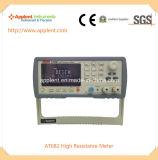 1V-1000VDC appareil de contrôle Megger (AT682) de résistance d'isolation