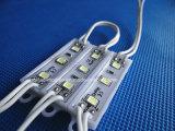 Módulo de venda quente do diodo emissor de luz de 2016 SMD impermeável para Adertising