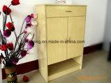 Gabinete de madeira da sapata da mobília Home moderna da sala de visitas