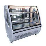 Embrabo Compresssor를 가진 우수 품질 생과자 전시에 의하여 냉장되는 더 쌀쌀한 내각