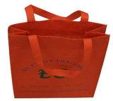 Réutiliser le tissu non tissé promotionnel met en sac (LJ-58)