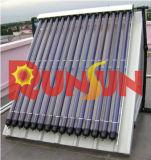 Unter Druck gesetzter Sonnenkollektor