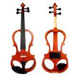 BV/SGS Bescheinigungs-Lieferant---China-schwarze Farbe alle feste elektrische Violine