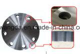 Flanges cegas de aço de carbono da alta qualidade