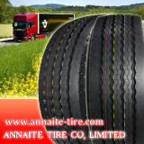 neumático radial del carro de la marca de fábrica de 11r22.5 Annaite