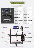 Impressora 3D esperta de Anet com materiais plásticos da impressão 3D