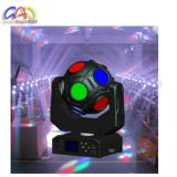 RGBW LED Football Moving Head Light mit Cer RoHS