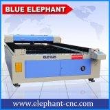 """CO2 1325 del CNC + cortador del laser O2, cortadora del laser, grabador del laser del CO2 para el fichero """" plano """" de acero inoxidable"""