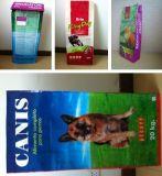 Square BottomのPP Animal Feeds Packaging Bags/BOPP Feed Sacks