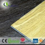 Belüftung-Vinylfußboden-hölzerner Oberflächenvinylplanke-Bodenbelag im hölzernen Entwurf